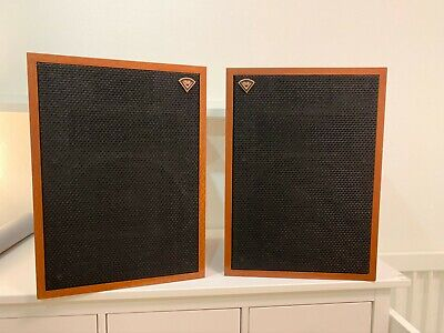 Klipsch Heresy III LACEWOOD Pair Speakers GREAT CONDITION
