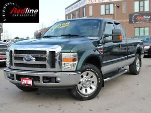 2008 Ford F-350 XLT SuperDuty SuperCab RWD Long Box