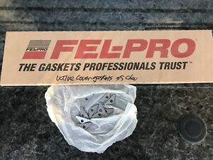 Fel-Pro - SBC valve cover gaskets & hold down pressure spreaders
