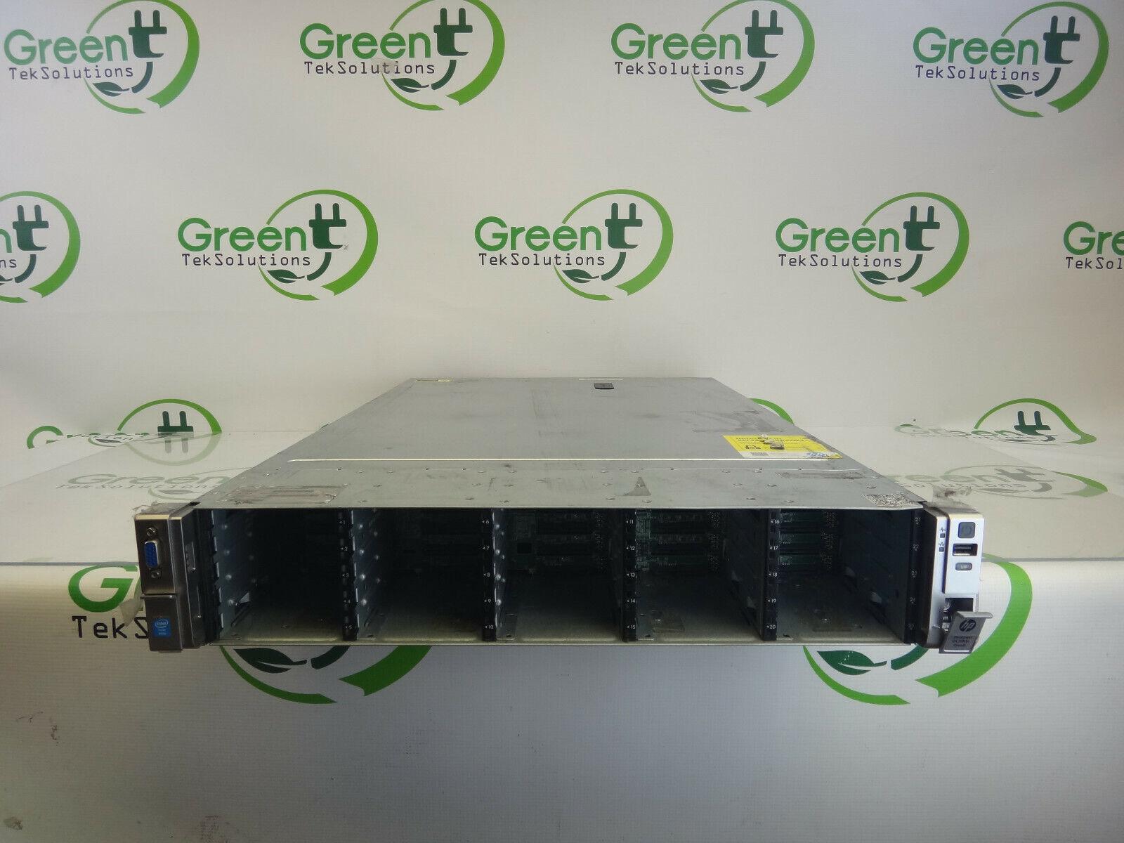 HP ProLiant DL360p G8 Server2x E5-2620 2.0GHz 64GB RAM RPSILO 12 Cores