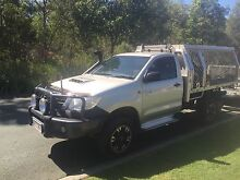 Hilux 2013/14 4x4 with all the fruit Logan Village Logan Area Preview