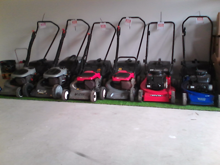 Mowers & Saws★FROM★$100 with Engine Warranty SALE ON NOW