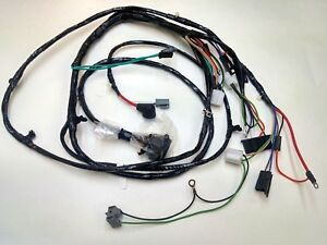 el camino wiring harness ebay rh ebay com 1970 El Camino Wiring Harness El Camino Chevelle