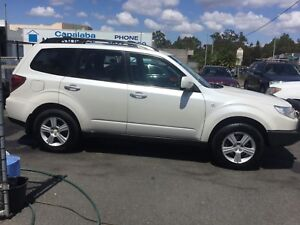 2009 Subaru Forester Wagon AWD Automatic