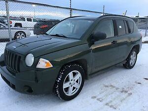 2007 Jeep Compass Sport (CLEAN CARPROOF/NO ACCIDENT)(INSPECTED)