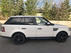 Range Rover Sport Supercharged fully loaded