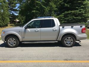 2008 Ford Explorer Sport-Trac Limited Loaded SYNC 4.6L V8