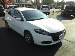 2014 DODGE DART SXT- BLUETOOTH, SATELLITE RADIO, U-CONNECT, SPEE