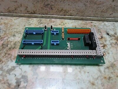 95 FADAL 4020HT   VERTICAL MILL CIRCUIT BOARD 1110-3 VC66 2693 for sale  Shipping to Canada