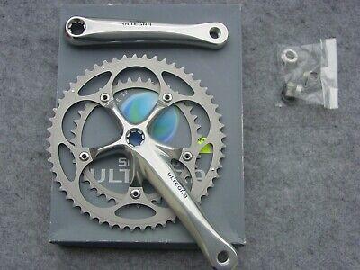 Shimano Ultegra FC 6500 Octalink Tretkurbelgarnitur Set Crank 170mm 39-53 Nuevo