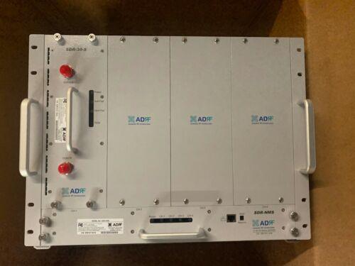 NEW ADRF SDR-30-S-PKG  SDR-NMS with SDR-30-SMR