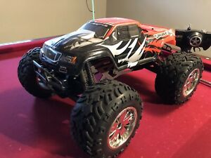 HPI Savage Nitro 1:8 Monster Truck