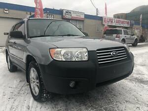 2008 Subaru Forester X_ONE OWNER_SUNROOF_HEATED SEATS_AWD