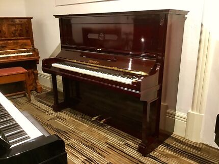 Pianos delivered for free throughout Barossa and Clare Valley