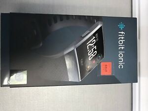 Fitbit Charge 2, Versa & Iconic Brand New Sealed
