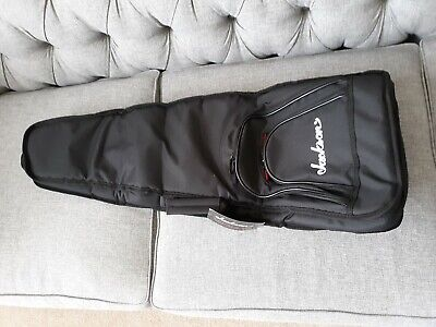Leatherette Durable Thick Padded Guitar Gig Bag With Unique Holding Straps!
