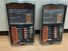 Craftright 15 Pce PH2 Power Driver Set Brunswick East Moreland Area Preview