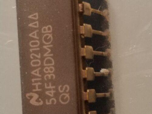 54F38DMQB Semiconductor . (3ea)