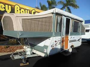 2004 Jayco Eagle Family Wind Up Camper, Annexe Pialba Fraser Coast Preview