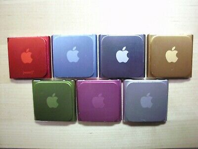 Apple iPod Nano 6th Generation 8, 16 GB - Refurbished, all colors, guaranteed!