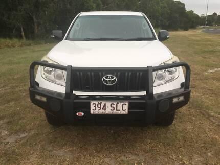 2012 GX Toyota LandCruiser Prado SUV Maroochydore Maroochydore Area Preview