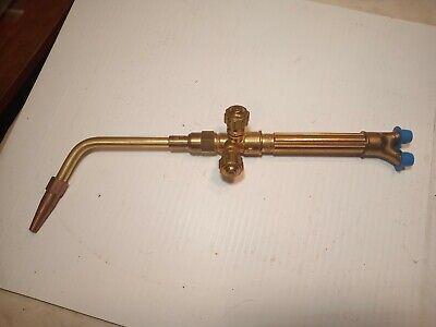 Victor J-28 Oxygen Acetylene Welding Torch With 3-te Tip Nos