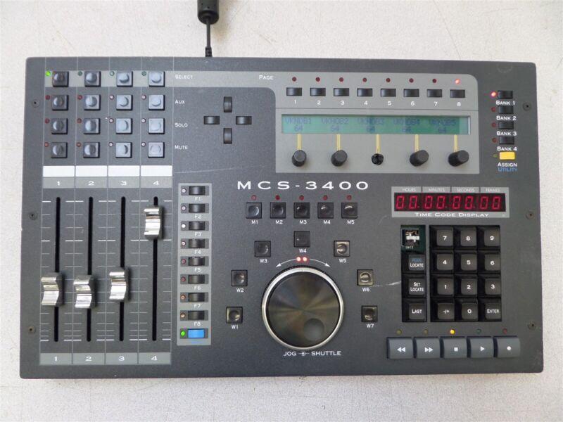 JL Cooper Electronics MCS-3400 Command Station Controller