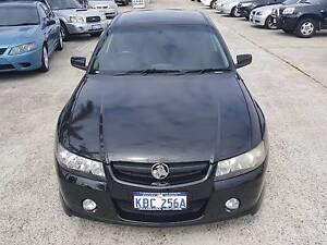 2006 Holden Commodore SV6 Sedan Rare Manual (Very Tidy) Wangara Wanneroo Area Preview