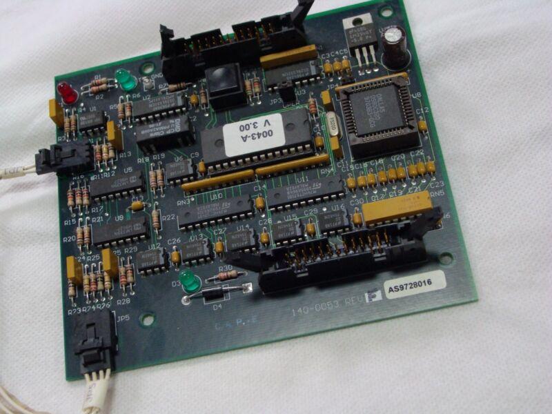 140-0053 CONTROL PANEL BOARD FOR HOLOGIC BONE DENSITY