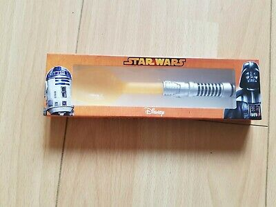 Disney Star Wars Collectable Light Saber Spoon -  Boxed New