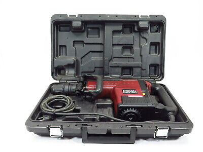 Chicago Electric 62397 Sds Max 12.5-amp Corded Demolition Hammer