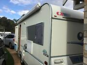 Caravan Adria 18ft for sale Mona Vale Pittwater Area Preview