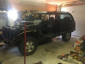 1994 chev blazer full size project