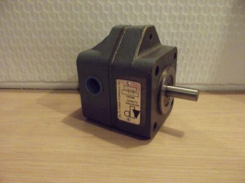 Delta Hydraulics Motor D-2