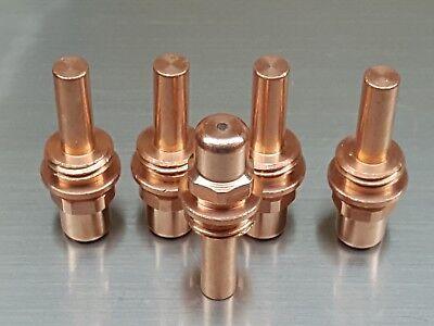 5pc X 120433 Electrodes 020191 Plasma Cutter Fits Hypertherm Max 70 80 100
