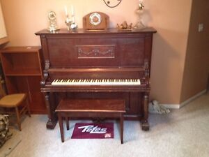 Piano for the taking
