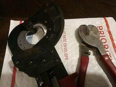 Klien Tools Ratchet 63800 Acsr Cutters