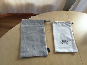 2 Small Organizing Bags for Large Bag/ New condition