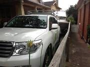 Roof Rack ECB Full Length Very Strong for Landcruiser 200 series Ivanhoe Banyule Area Preview