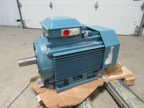 ABB Electric Motor M3AA 200 MLA 6 18.5 kW 380-690V 50-60 Hz Low Voltage New