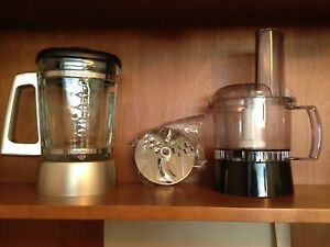 Cuisinart Blender & Food Processor Attachments