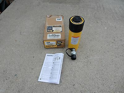 Enerpac Rc-256 Hydraulic Cylinder 25 Ton 6 Stroke Duo Series New
