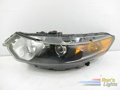 2009 2010 2011 2012 2013 2014 Acura TSX Headlight OEM LH (Driver) - Pre-owned