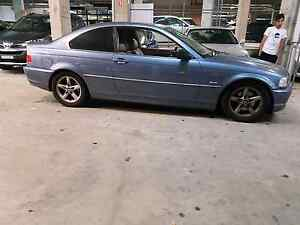 BMW 2001 320i e46 coupe Belmore Canterbury Area Preview
