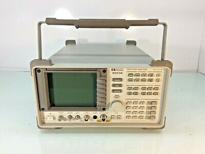 Hp Agilent 8562a Spectrum Analyzer 1khz- 22 Ghz