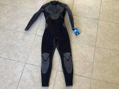 Bare 7mm Sport Full Womens Jumpsuit ~ Dive Pink /& Fight Breast Cancer - Blue 10 Includes a $25 Donation