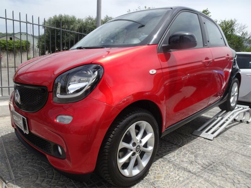 SMART  For Four  1.0 Passion