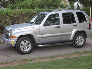 2006 Jeep Liberty CRD Limited SUV Diesel