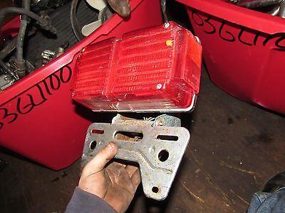1983 honda gl1100 interstate goldwing brake tail light lamp
