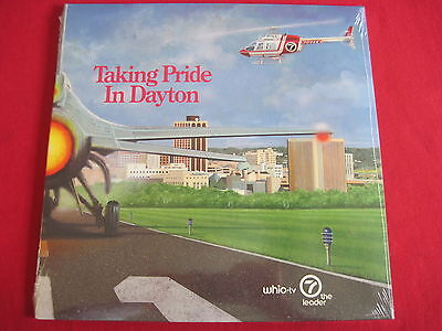 Taking Pride In Dayton  Oh   Whio Tv 7   Rare Private Press Mint Sealed Lp